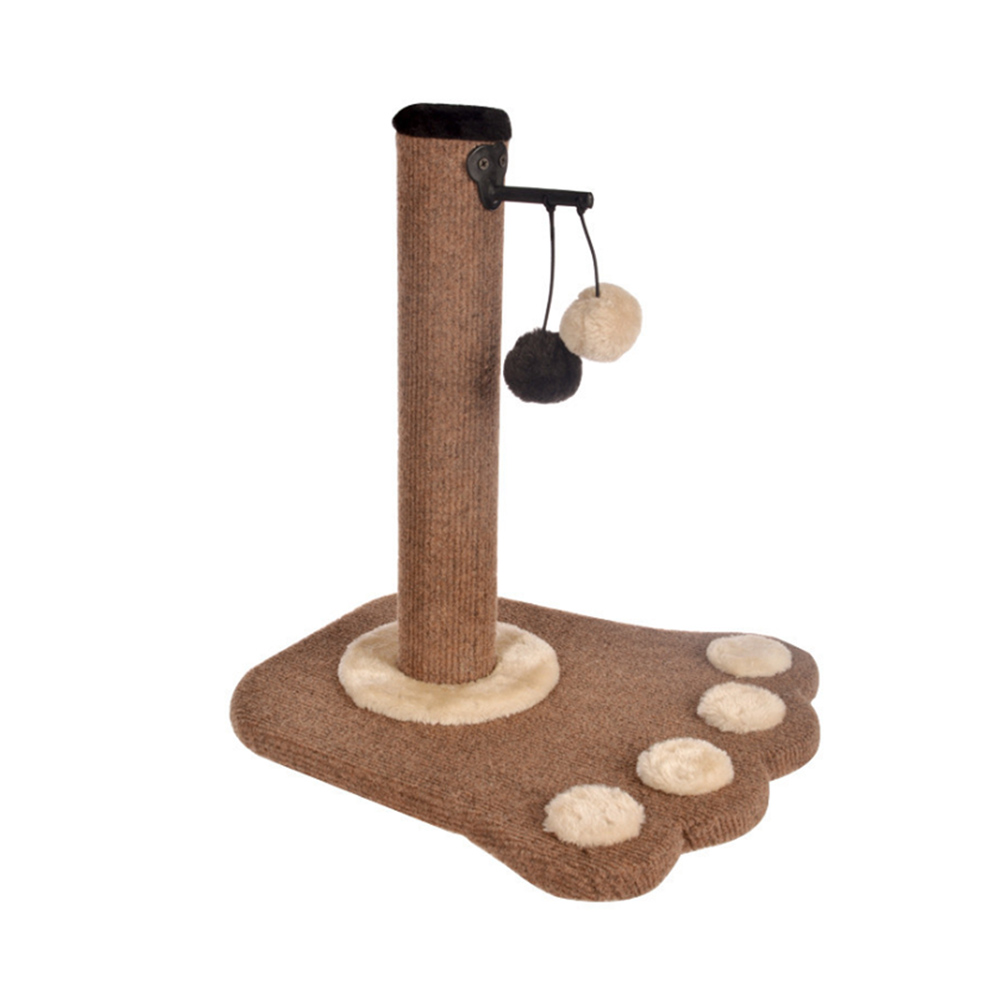 Newest Cat 39 s Climbing Frame Tree 41cm Height Speedy Pets Scratching Posts Animals Toys Home Funny Playing Jumping Toy in Furniture amp Scratchers from Home amp Garden
