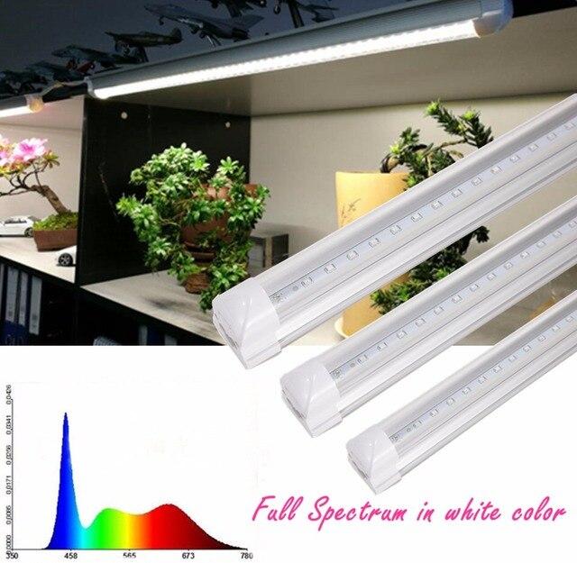 30 cm t5 led croissance des plantes lumi re bar plein secptrum blanc plante d 39 int rieur lumi re. Black Bedroom Furniture Sets. Home Design Ideas