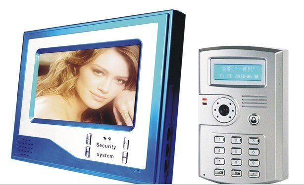 new and original fully tested video door phone 7 for villa  in stock hot selling DHL 3-4DAYS