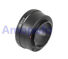 Amopofo OM-EOSM Adapter,For Olympus OM mount lens to EOSM EFM EF-M M2 M3 Digital camera