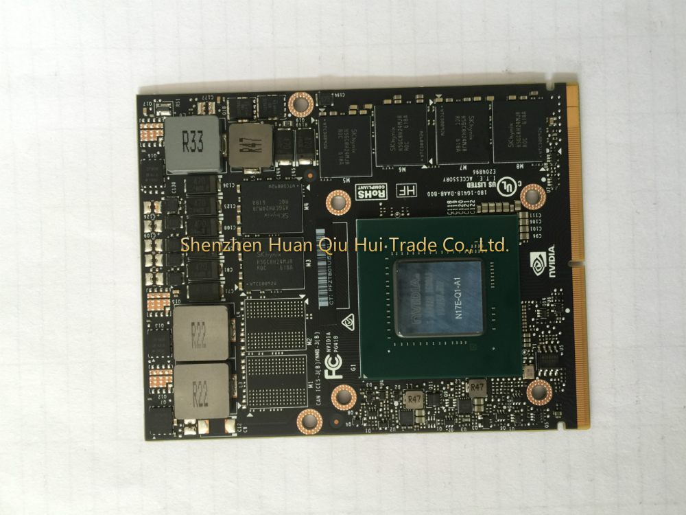 2017 Quadro P3000 N17 Q1 A VIDEO Graphics Card FOR DELL LENOVO in Motherboards from Computer Office