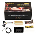 TROS Booster Potent octava 9-Drive Controlador Electrónico Del Acelerador para Chevrolet Captiva 2007-ON, 5mm Espesor display de $ number dígitos