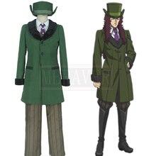 Fate/Grand Order Lev Lainur Cosplay Costume Customize AnySize