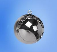 FREE SHIPPING 50mm 500g sensor impact steel ball with ring | 50mm 500g test steel ball | GB4208 test steel ball sensor