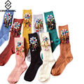 [COSPLACOOL]New Arrived Korean Style Handmade Beaded Tassels Sequins Drill Women/Girls Fashion Casual Socks Meias Calcetines Sox