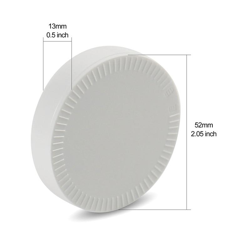 Eddystone NRF52832 iBeacon Ble 5.0 Temperatura e Umidade Sensor De Farol
