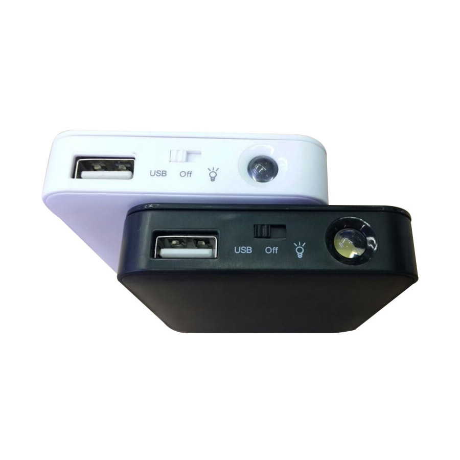 HOT SALE! New Powerbank 4X AA Battery Emergency USB Power Bank Charger Portable Cell Phone  -  Johney yin's store store