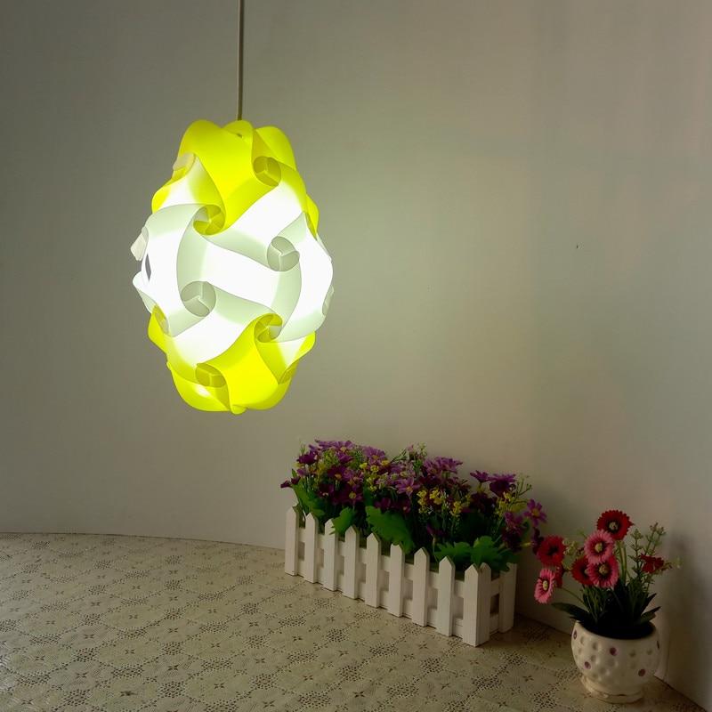 30CM European Style Bedroom Dining Room Ceiling DIY IQ Chandelier Pendant Lamp Ball Light Lighting Modern Simple Cafe Shade