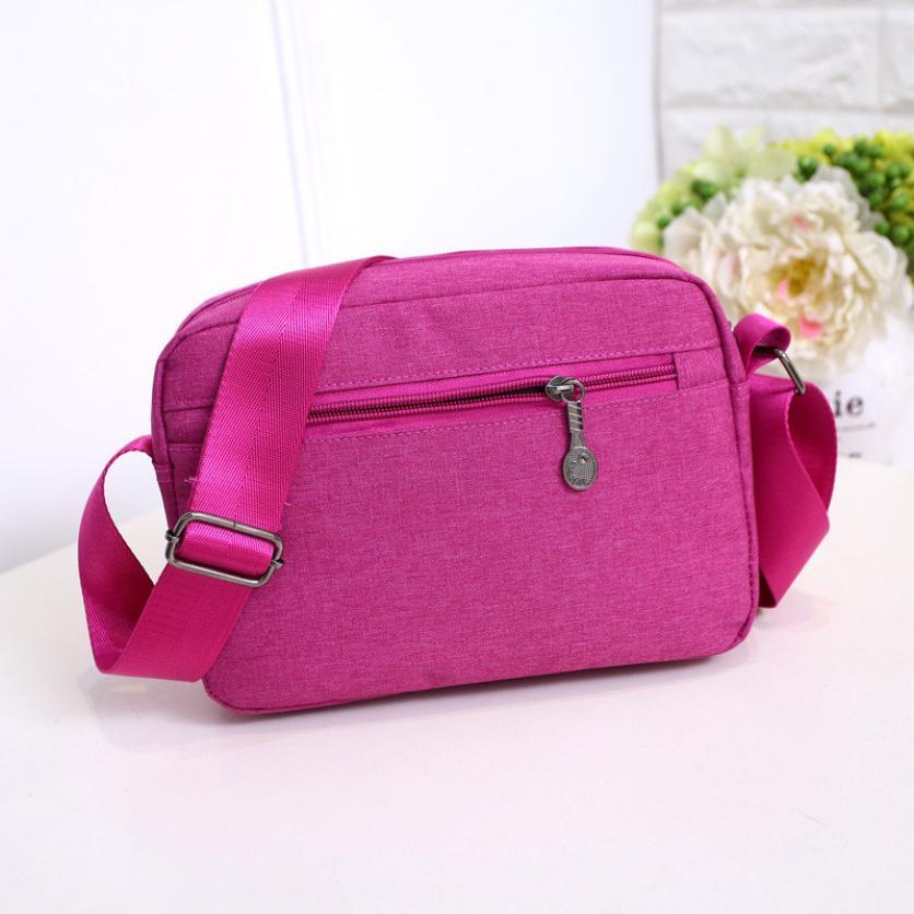 Для женщин модная парусиновая широкополосный сумка женская сплошной цвет молния сумки небольшой квадратный посылка