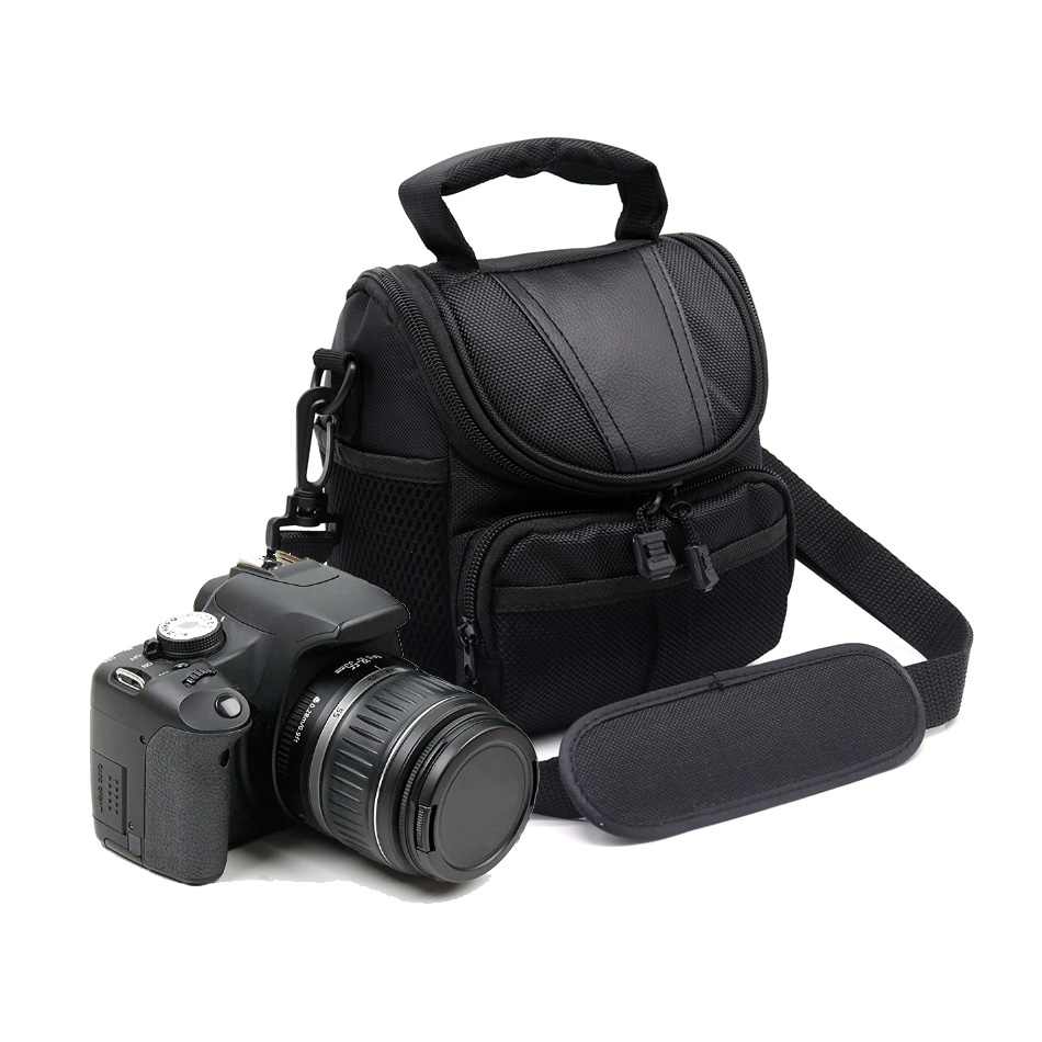 Camera Bag Protective Case for <font><b>Panasonic</b></font> GF9 GF8 GF7 GF6 GF5 GF4 GF3 GF2 GF1 GM5 GM1 GX8 GX7 GX1 <font><b>GX800</b></font> GX850 DC-<font><b>GX800</b></font> DC-GX850 image