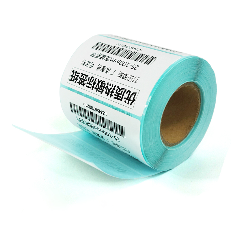 90x 50mm  ECO Direct Thermal Label Roll Of 800 Stickers Blank  Shipping Label Rolls 90 50