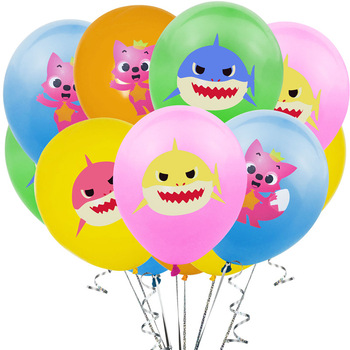 בלוני בייבי שארק כריש יום הולדת מסיבות לרכישה לייף דיזיין