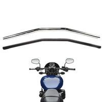 22mm 7/8 Motorcycle Handlebar Zero Drag Handle bar For Yamaha TMax C3 CA CV50 80 400 500 Majesty XC125 XC180 XC200 XC400