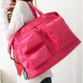 Новый тотализатор bolsas Водонепроницаемый большая емкость багажного сумка женщин дорожные сумки Несколько карман сумки сумка спортивная сумка