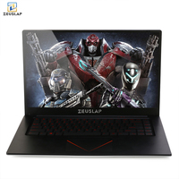 ZEUSLAP 15.6inch 8GB RAM Intel Quad Core CPU Dedicated Nvidia GT920M GPU 1920*1080P IPS Screen Gaming Laptop Notebook Computer