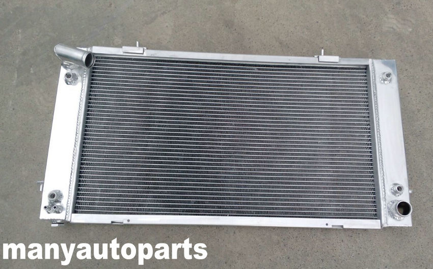 fan for Discovery /& Range Rover Series 1 3.9 /& 4.0 V8 89-98 Aluminum radiator