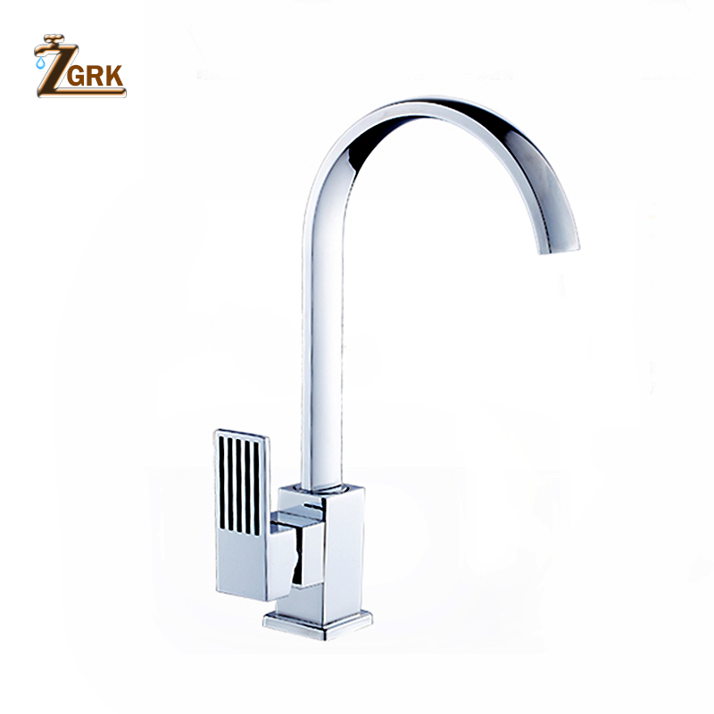 Zgrk Kitchen Faucets Water Filter Taps Kitchen Faucets Mixer Drinking Water Filter Faucet Kitchen Chrome Sink Tap Water Tap