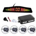 Buzzer Car Parking Sensor Kit Reverse Backup Radar Sound Alert Indicator Probe System