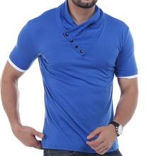 Male 2017 Brand Short Sleeve New Arrival Cotton  T Shirt  O-Neck Slim Men T-Shirt Tops Fashion Mens Tee Shirt T Shirts XXL женские блузки и рубашки shirt new brand 2015 o