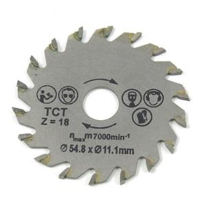 Image 4 - XCAN Out Diameter 54.8mm High Quality Mini Circular Saw Blade Wood Cutting Blade