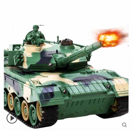 Kingtoy Rc Battle Tank Remote Control  War Shooting Tank large scale Radio Control Army battle Model millitary rc tanks Toy new and original brp3m mdt brp3m mdt p autonics photoelectric switch 12 24vdc