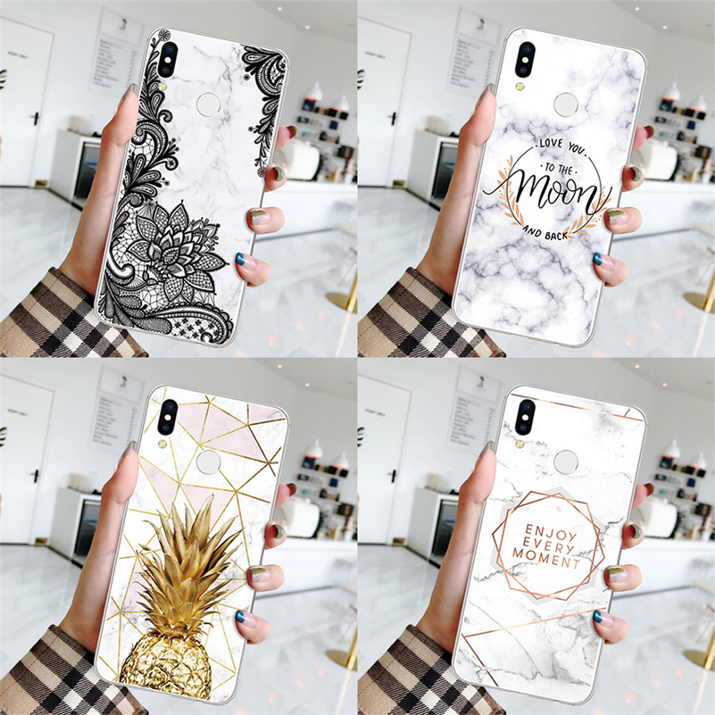 TPU 3D Marble Case For Huawei P30 Pro P20 Lite P9 P8 P10 Mate 10 20 30 Lite Pro 2017 Cover For Huawei P Smart Z Plus 2019 Coque