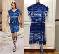 2018 Женское Платье vestidos de fiesta изумительная ткань тонкое офисное платье женское плюс размер осеннее платье XS 5XL 6XL элегантное платье миди комп