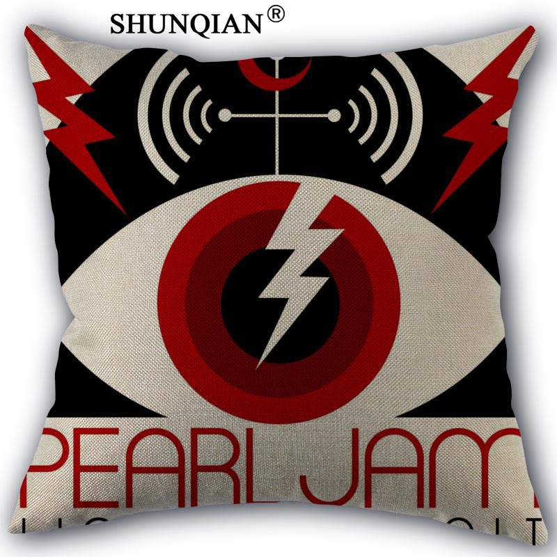 Pearl Jam Ten Custom Art Poster Print New Personalized Wall Decor