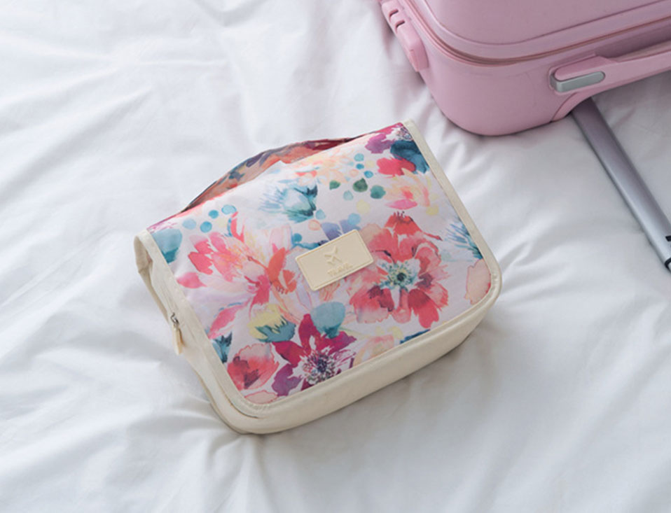 Women Travel organizer large Capacity Cosmetic Bag Waterproof Make up bag Men Bathroom Toiletry Hanging storage Bags             (7)