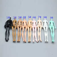 DIY 9Colors Imitation Demon Monster Dolls Naked Body Without Head For Monster Dolls Fairytales 11 Joints Doll Bodies er020