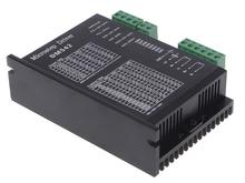 цена на 57/86 stepper motor driver DM542 256 subdivision 24-50VDC 4.5A for metal cnc engraving machine