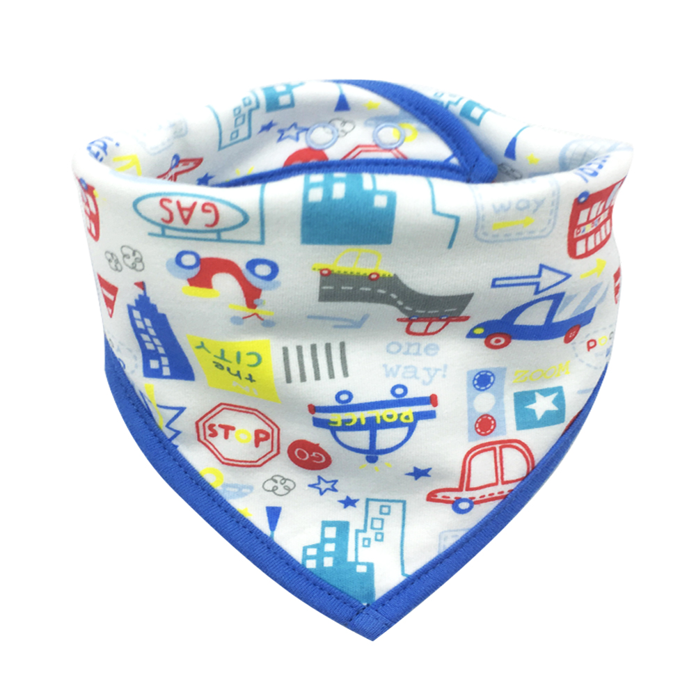 Baby Bibs Baby Girls boys bibs Burp Cloths Baby Clothing Product Towel Bandanas Wholesal 100 Cotton Waterproof Bandana in Bibs Burp Cloths from Mother Kids