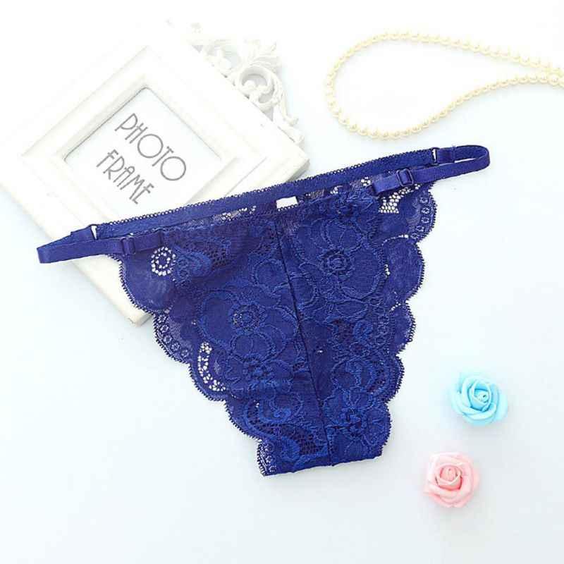 61a3ec0167 ... ROPALIA Seamless Underwear Women Panties women s briefs Thongs Panties  Female G String Sexy Lace Underwear Lace ...