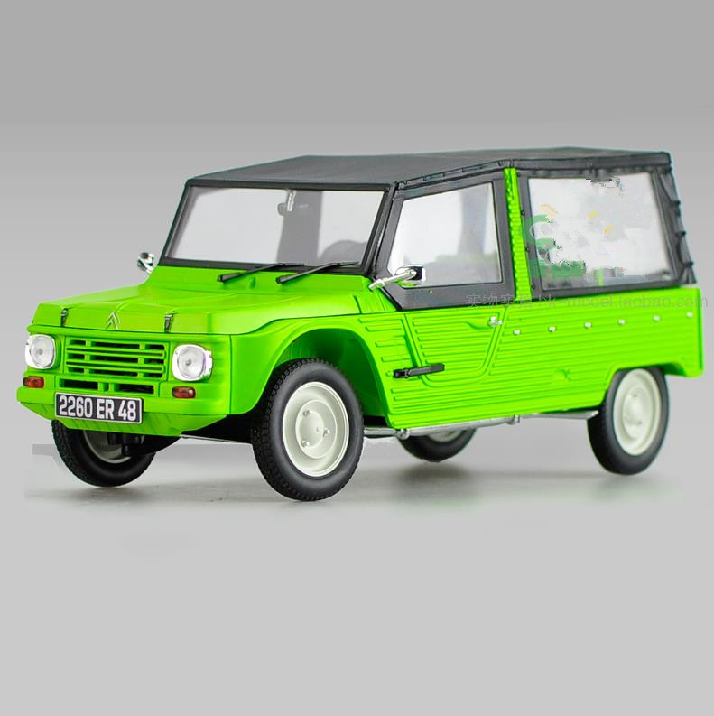 High simulation CITROEN 1976 model 1:18 Advanced collection model alloy car toy,diecast metal model vehicle,free shipping scale new 1 18 citroen c quatre 2012 hatchback alloy diecast model car toy gift collection with original box free shipping