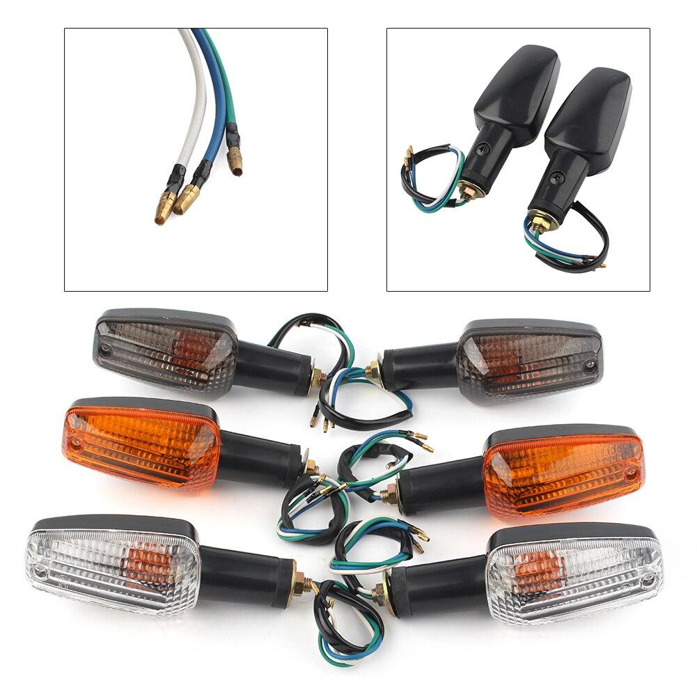 Motorcycle Turn signal Indicator Light For Honda CB400 CB1300 VTR250 & HORNET 250 600 / CB 4000 1300