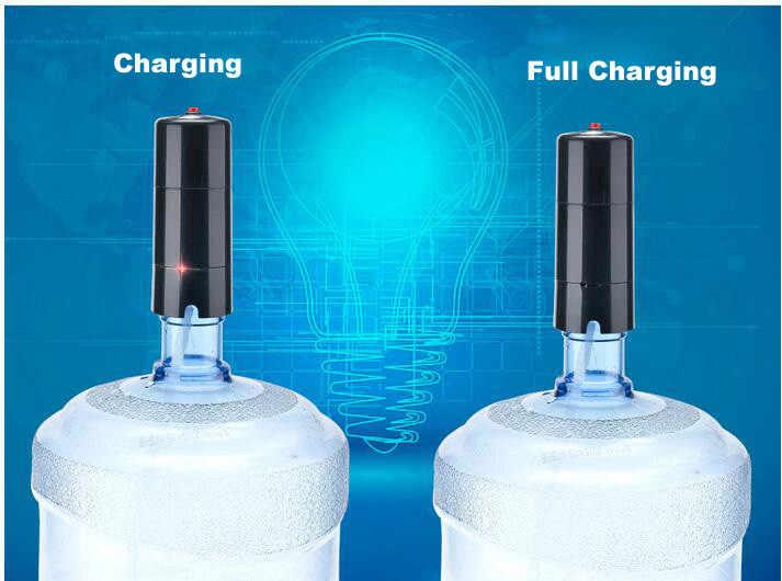 بسهولة مضخة مياه الشرب الكهربائية مضخة مياه زجاجة مضخة المياه إلى زجاجة درينكوير أدوات مطبخ ديكور المنزل