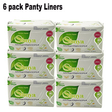6 Pack Anion podpaska higieniczna podkładki podkładki dla kobiet podpaski miłość kobiece podpaski sanitarne wkładki menstruacyjne