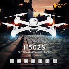 H502S Hubsan X4 Quadcopter Drone dengan HD Kamera FPV GPS RC Headless Helikopter RTF Remote Control Kamera Video Langsung
