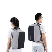 Водонепроницаемый рюкзак с защитой от кражи для подростков школьный