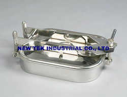 430x330x80mm heavy duty square manway 1 3bar pressure stainless steel 17 x13 sanitary rectangular manhole.jpg 250x250