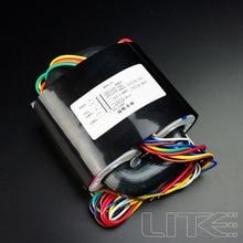 LITE di Alta end R80 115 V/230 V 100W (100VA) r Core Transformer per Preamplificatore/DAC/Amplificatore Per Cuffie