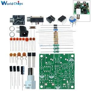 1 ensemble de RADIO à faire soi-même 40M CW transmetteur à ondes courtes QRP récepteur Kit Pixie 7.023-7.026MHz transmetteur à ondes courtes cc 9 V-14 V en Stock
