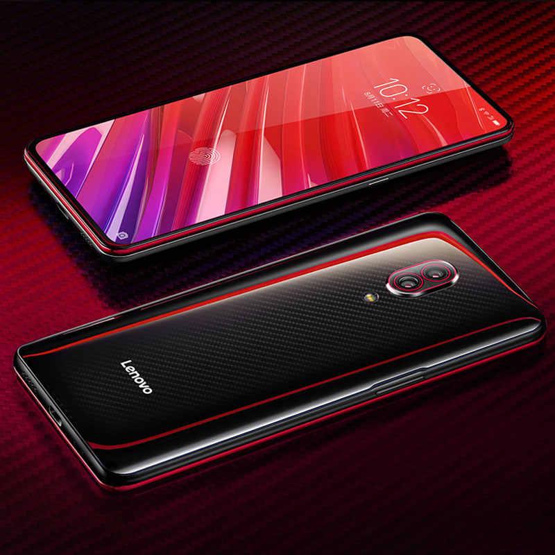 Оригинал, lenovo Z5 Pro GT 855, 6,39 дюймов, 128 МП, AI камера, 855 Гб ПЗУ, отпечаток пальца, под дисплеем, Восьмиядерный процессор Snapdragon 3350, мАч