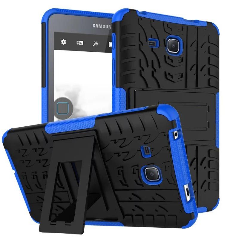 NEW HOT Shockproof Heavy Duty Rubber Hard Case Cover For Samsung Galaxy Tab A A6 7.0 SM-T280 T285 Drop Proof Tablet Hard Shell
