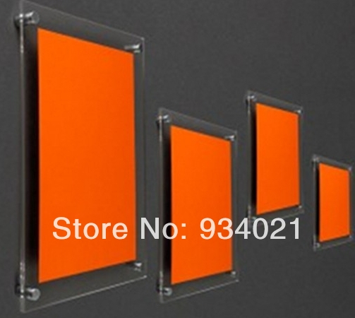 Acrylic Wall Frames compare prices on clear acrylic wall frame- online shopping/buy