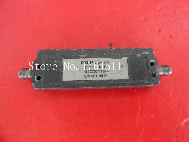 [BELLA] NARDA DB95-1586 15V SMA Supply Amplifier