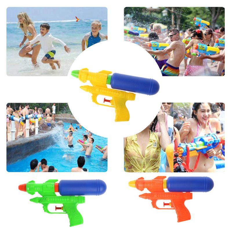 Super Summer Holiday Blaster Kids Child Squirt Beach Toys Spray Pistol Water Gun 95AE