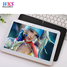 Latest 10 inch S106-HD Pill PC octa core 4G LTE telephone name Android 6.zero 4GB RAM 64GB ROM twin SIM card Bluetooth GPS tablets