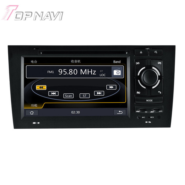 7 inch Wince Car Radio Stereo For Audi A6(1997 1998-2004) Auto Audio Car Electronics Car PC Tablet GPS Navigation Video Player