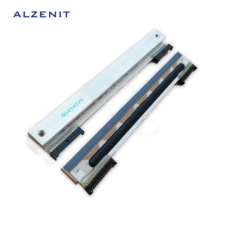 2Pcs/Lot ALZENIT For Zebra 888TT TLP2844 GK888T OEM New Thermal Print Head Barcode Printer Parts On Sale  alzenit for epson m t532ap m t532af 532af oem new thermal print head barcode printer parts on sale